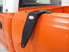 0  camper tie-downs brophy front and rear bed-mounted clamp on - bed mount black powder coated steel qty 4
