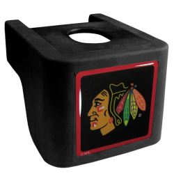 "Chicago Blackhawks Shin Shield for 1-1/4"" and 2"" Ball Mounts"