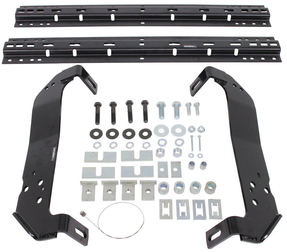 Husky Custom Base Rails and Installation Kit for 5th Wheel Trailer Hitches  Husky Fifth Wheel Installation Kit HT31397-686