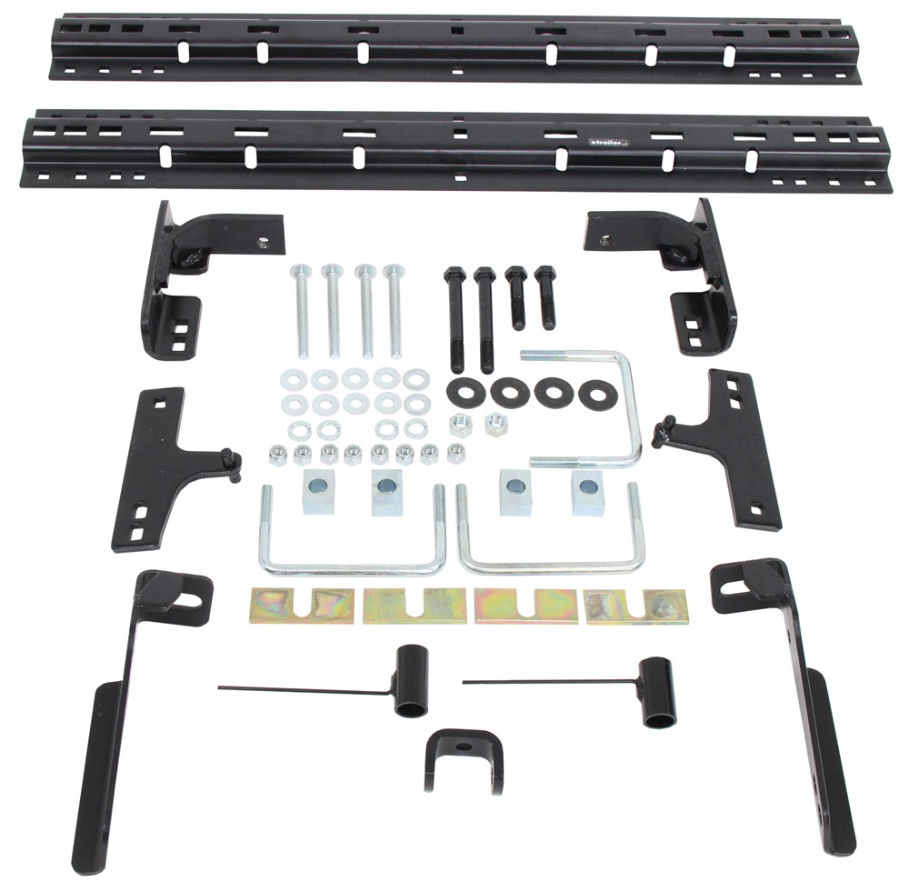 Husky Custom Base Rails and Installation Kit for 5th Wheel Trailer Hitches  Husky Fifth Wheel Installation Kit HT31413-686