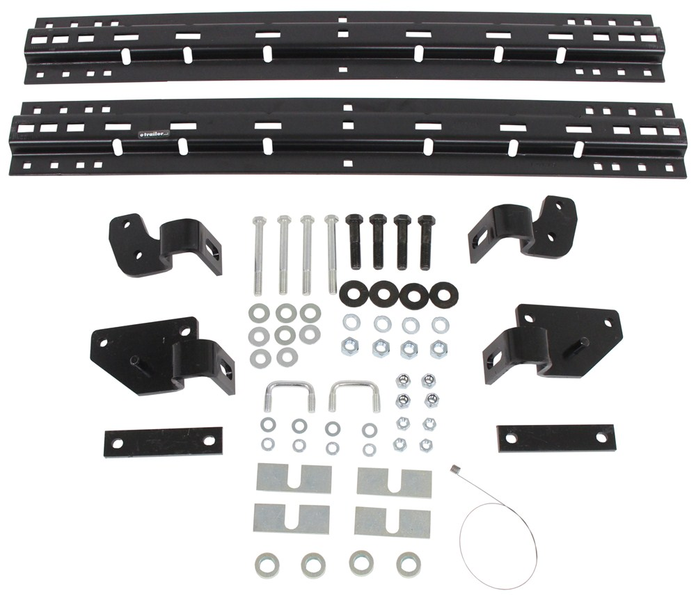 Husky Custom Base Rails and Installation Kit for 5th Wheel Trailer Hitches  Husky Fifth Wheel Installation Kit HT31564-686