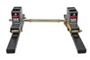 "Husky 16K Roller for Silver Series 5th Wheel Trailer Hitches - 9"" Travel - 16,000 lbs Slider Parts HT32220"