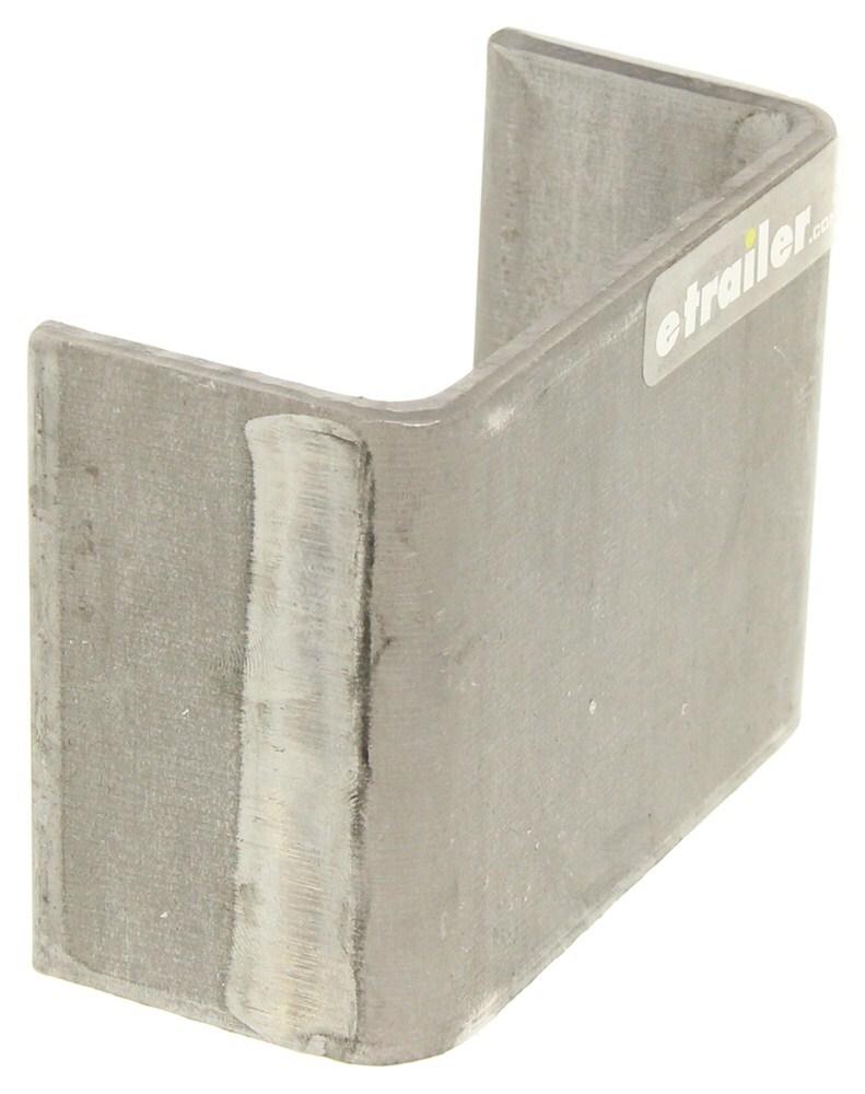 Trailer Weld-on Stake Pocket - 4 Gauge Stake Pockets HW03-080