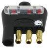 Curt LED 4-Way Flat Connector (Vehicle End) Tester Testers I26