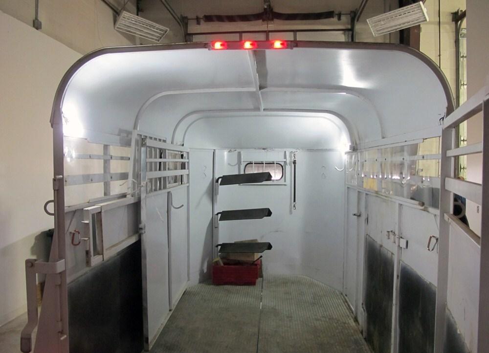 Led Rectangular Interior Exterior Light Optronics Rv Lighting Ill22cb