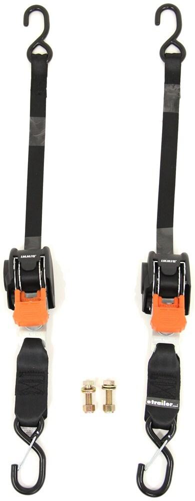 Retractable Ratchet Straps >> CargoBuckle Mini G3 Retractable Ratchet Straps w S-Hooks ...