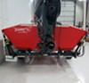 0  boat tie downs boatbuckle - 5 feet long pro series kwik-lok transom tie-down straps 2 inch x 2' 400 lbs qty