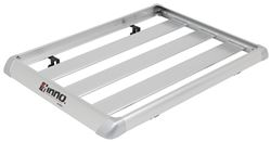 "Inno Shaper 80 Roof Cargo Basket - Square Bars - Aluminum - 46-1/2"" x 32-1/2"" - 110 lbs"