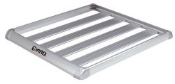 "Inno Shaper 100 Roof Cargo Basket - Square Bars - Aluminum - 46-1/2"" x 41-7/8"" - 110 lbs"
