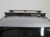 "Inno Fairing for Roof Racks - 40"" Long - Black Standard INA261 on 2015 Jeep Grand Cherokee"