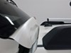 Inno Disc Brake Compatible Roof Bike Racks - INA391 on 2012 Subaru Outback Wagon