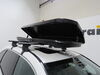 0  roof box inno dual side access shadow 15 rooftop cargo - 11 cu ft gloss black