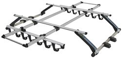 Rodbunk Deluxe Fishing Rod Carrying System For Truck Suv