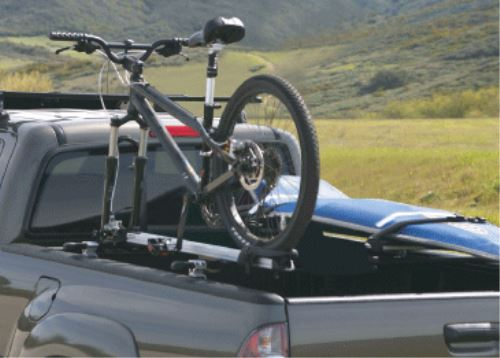 Inno Truck Bed Cargo Rack C Channel Mount Full Size