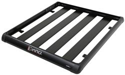 "Inno Shaper 100 Roof Cargo Basket - Channel Mount - Aluminum - 46-1/2"" x 41-7/8"" - 110 lbs"