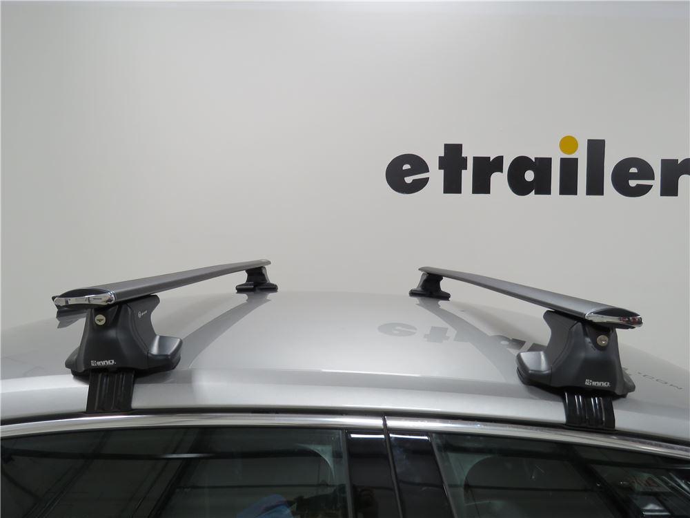 "For Suzuki//Subaru//Toyota Sedan Roof Rack Cross Bar Kayak Snowboard Carrier 48/"""