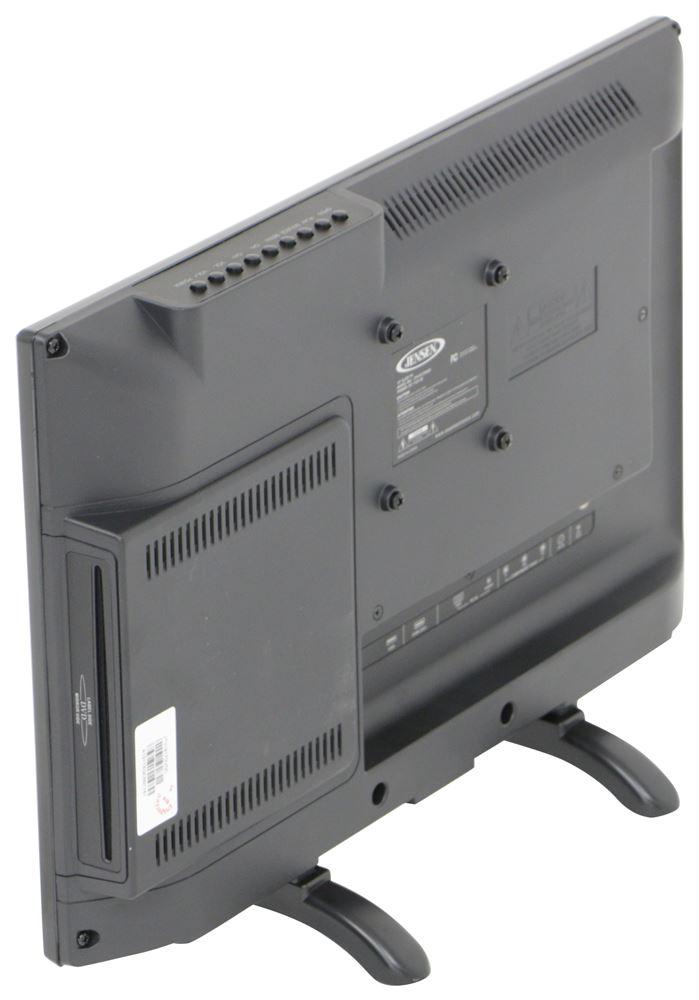 jensen led television with dvd player 12 volt 19. Black Bedroom Furniture Sets. Home Design Ideas