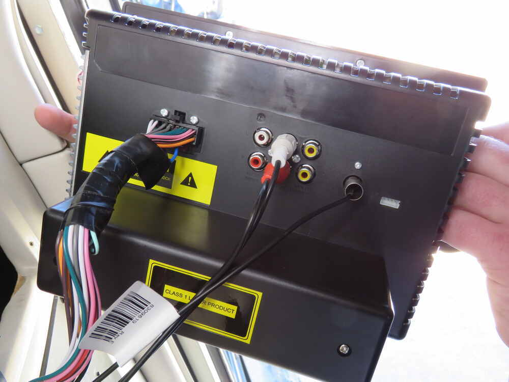 jensen rv stereo - double din - aux/usb, bluetooth, jcontrol - 12v jensen  rv stereos jwm60a