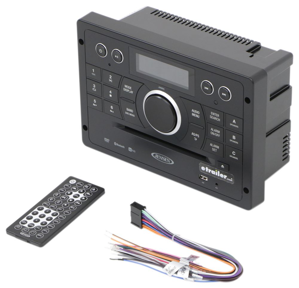 how to connect to jensen bluetooth
