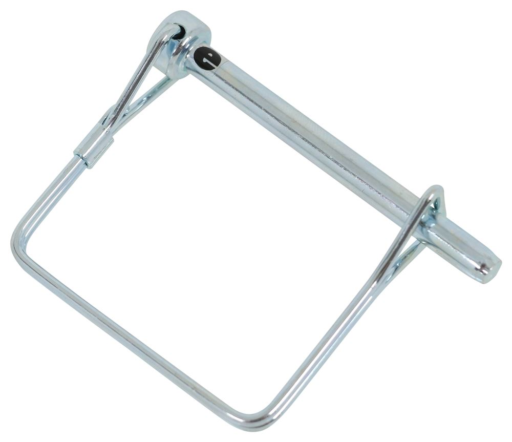 3 16 Inch Hitch Pin Clips : Compare hitch pin quot vs curt coupler safety etrailer
