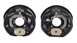 "Dexter Nev-R-Adjust Electric Trailer Brake Kit - 10"" - Left and Right Hand Assemblies - 4.4K"