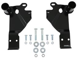 Custom Mounting Brackets for Detail K2 Snowplows