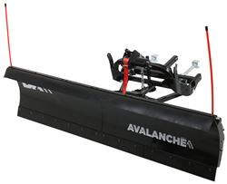 "Detail K2 Avalanche Snowplow for 2"" Hitches - 82"" Wide x 19"" Tall"