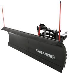 "Detail K2 Avalanche Snowplow for 2"" Hitches - 84"" Wide x 22"" Tall"