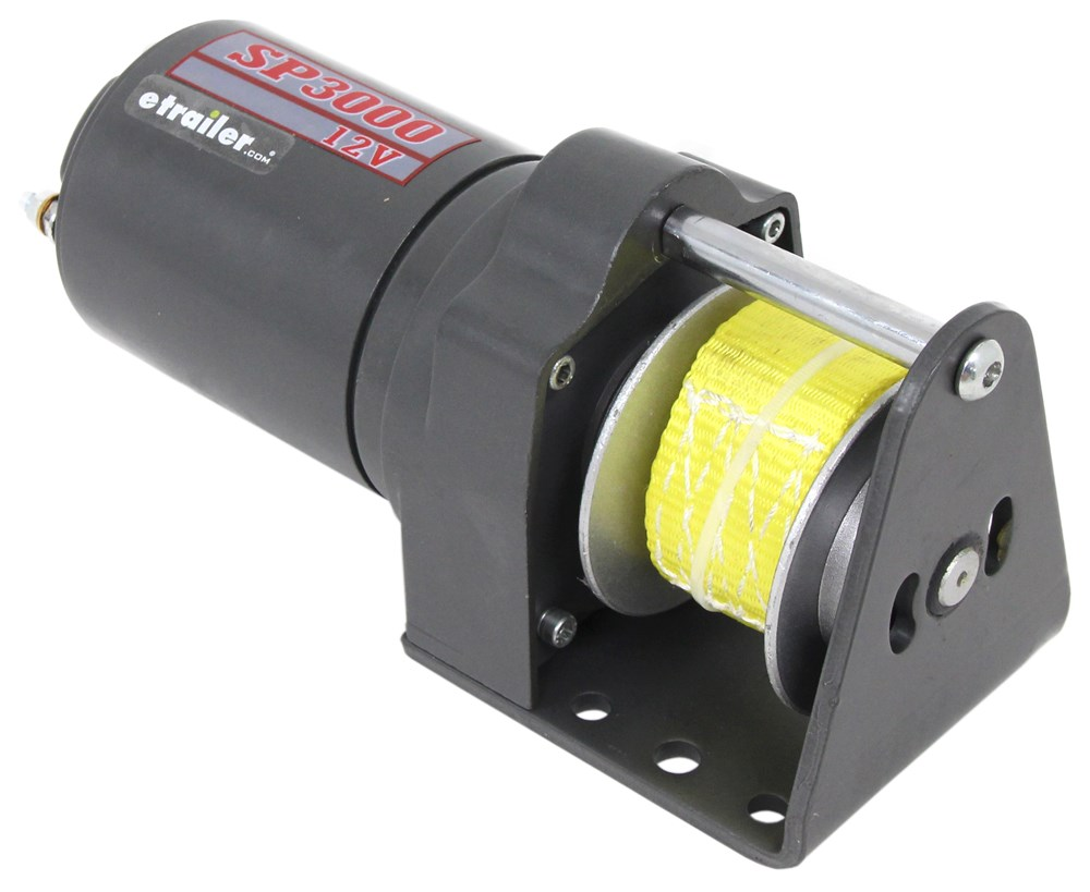 Replacement Electric Winch W In Cab Switch For Detail K2 Snowplows Snow Plow Parts K2ew8020