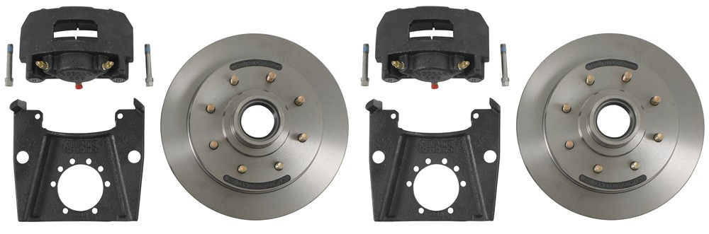 Trailer Brakes K2HR712 - Hub and Rotor - Kodiak
