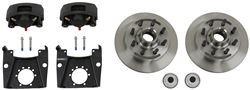 "Kodiak Disc Brake Kit - 13"" Hub/Rotor - 8 on 6-1/2 - Raw Finish - 7,000-lb Dexter Axle"