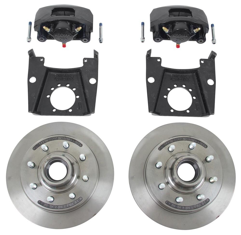 K2HR79 - Hub and Rotor Kodiak Trailer Brakes