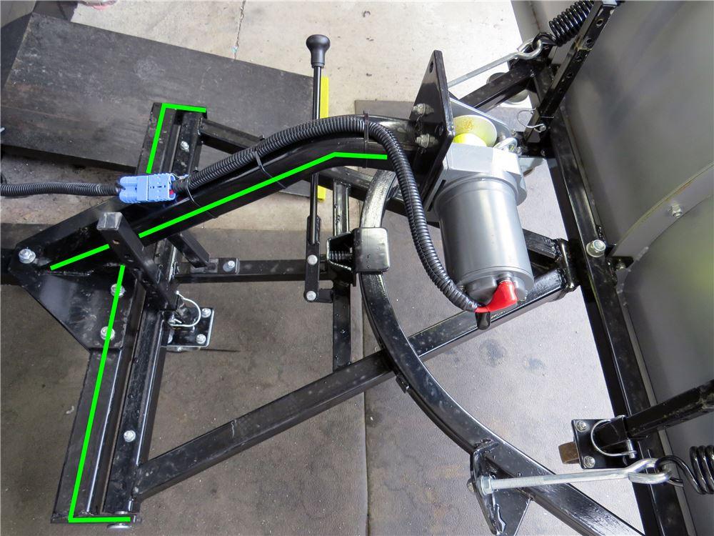 Detail K2 Snow Plow Replacement Parts - K2MF