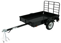 Detail K2 Mighty Multi Utility Trailer - 6' Long - 1,295 lbs