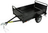 Detail K2 Mighty Multi A-Frame Utility Trailer - 7-1/2' Long - 1,640 lbs