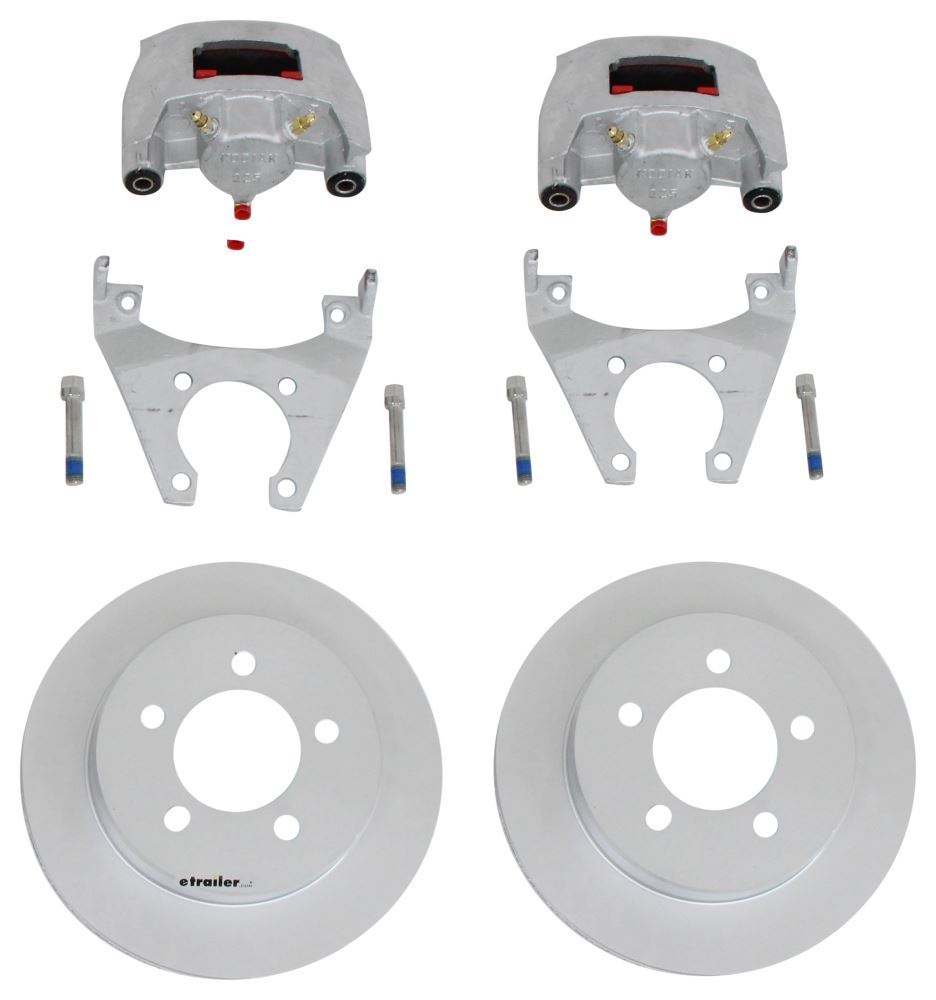 K2R35D - Brake Set Kodiak Disc Brakes