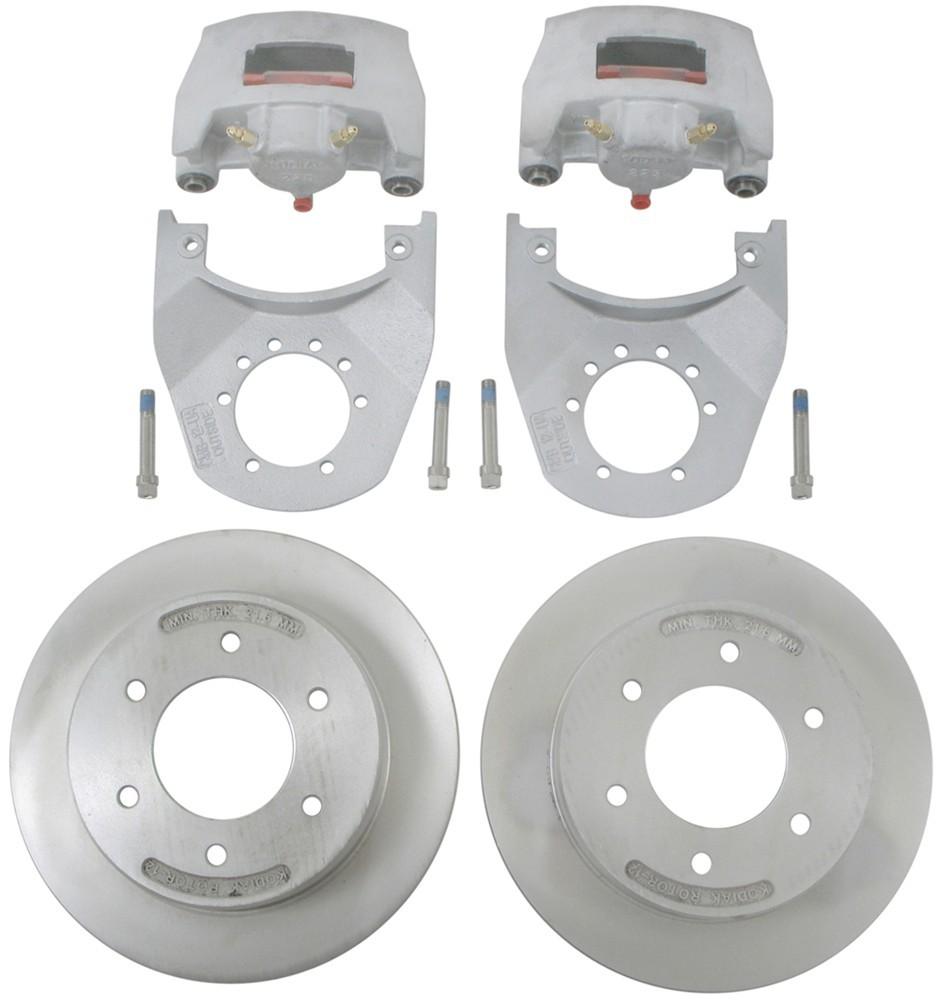 K2R526D - Brake Set Kodiak Trailer Brakes