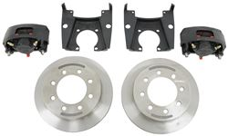 "Kodiak Disc Brake Kit - 13"" Rotor - 8 on 6-1/2 - Raw Finish - 5/8"" Bolts - 8K Dexter Axle"