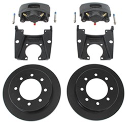 "Kodiak Disc Brake Kit - 13"" Rotor - 8 on 6-1/2 - E-Coat - 5/8"" Bolts - 8K Dexter Axle"