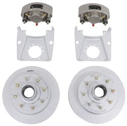 "Kodiak Disc Brake Kit - 13"" Rotor - 8 on 6-1/2 - Stainless - 5/8"" Bolts - 8K Dexter Axle"