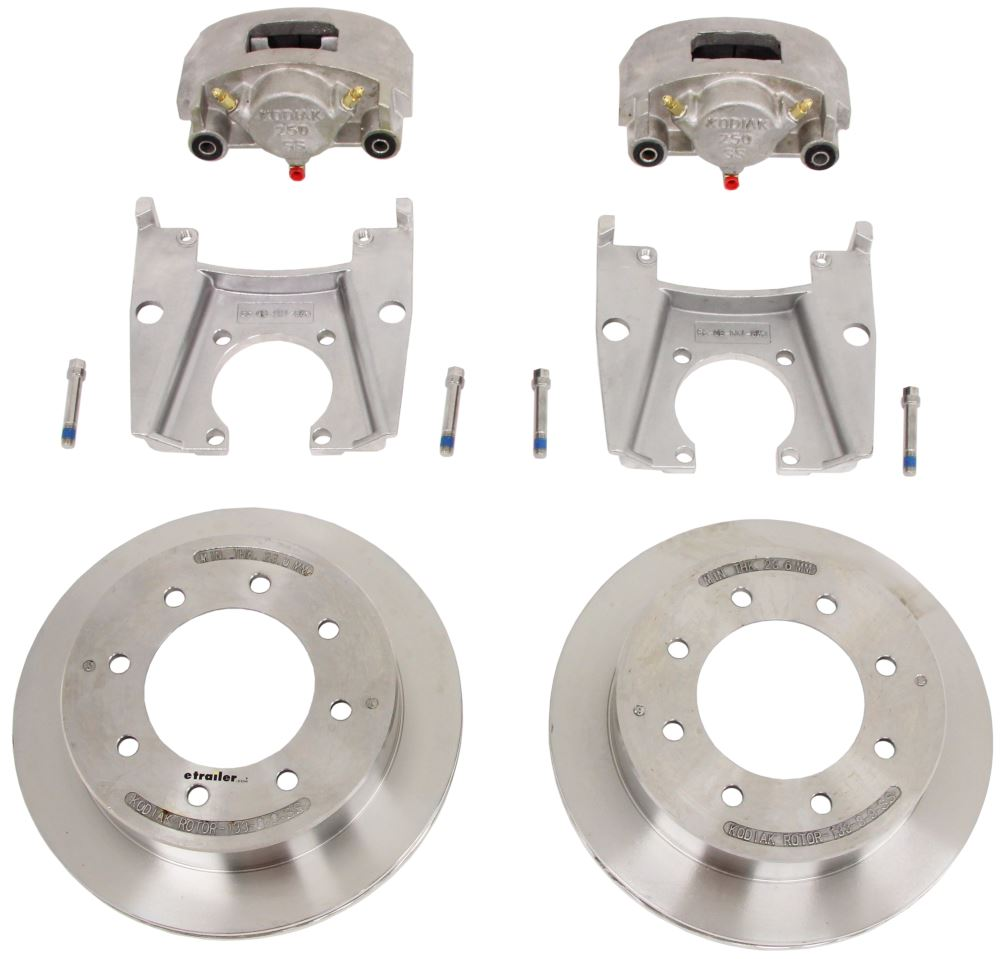 Kodiak Disc Brakes - K2R89DS