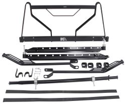 Detail K2 2011 Ram 2500 Ladder Racks