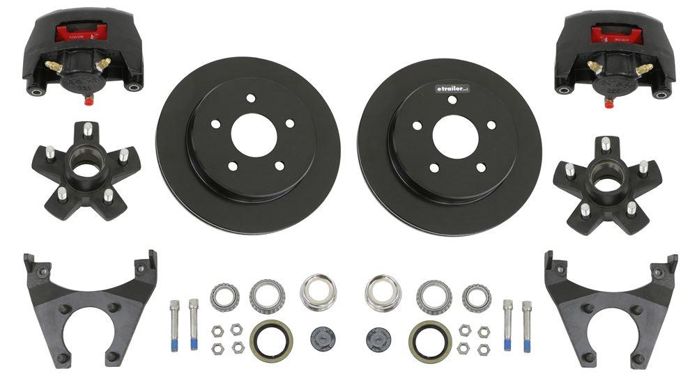 Dexter Axle Disc Brakes - K71-633-2