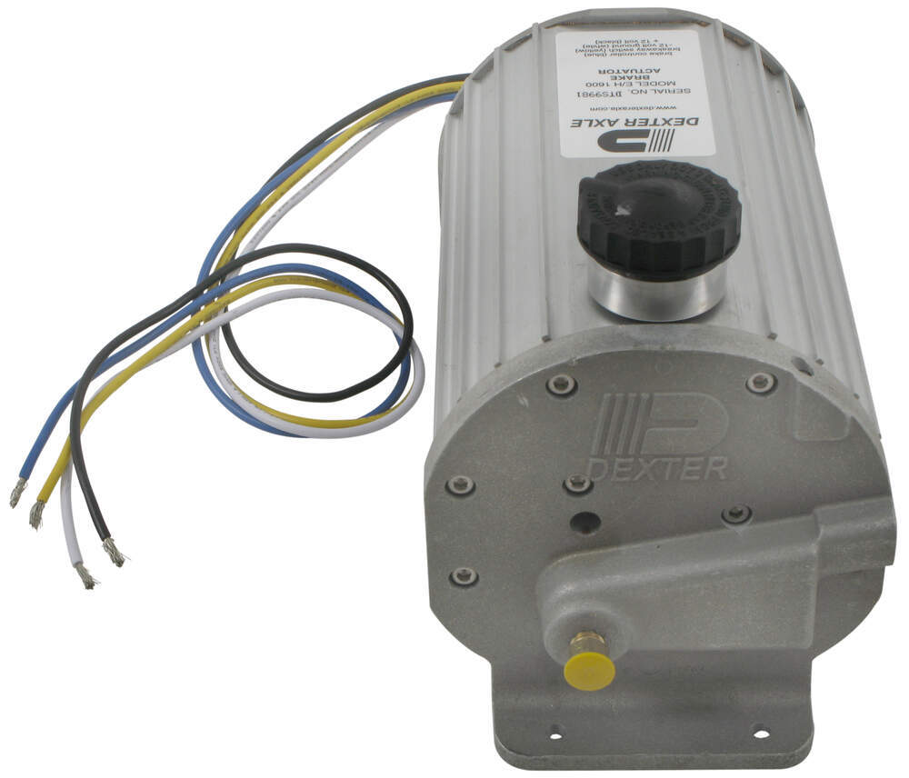 Wiring Diagram For Dexter Electric Brakes : Dexter electric over hydraulic brake actuator psi