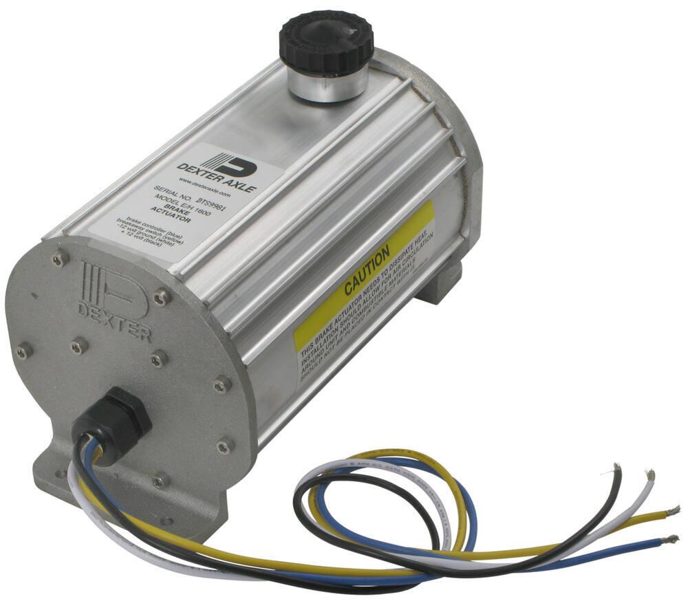 dexter electric over hydraulic brake actuator 1 600 psi. Black Bedroom Furniture Sets. Home Design Ideas