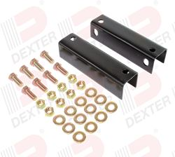 "Torflex Lift Kit - Single Axle - 2-5/8"" Lift"