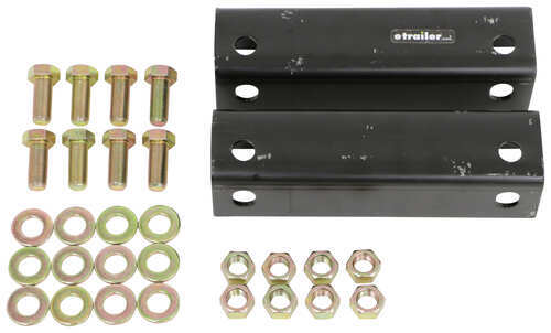 Compare Torflex Lift Kit Vs Universal Installation
