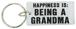 Happiness Is Being a Grandma Key Chain