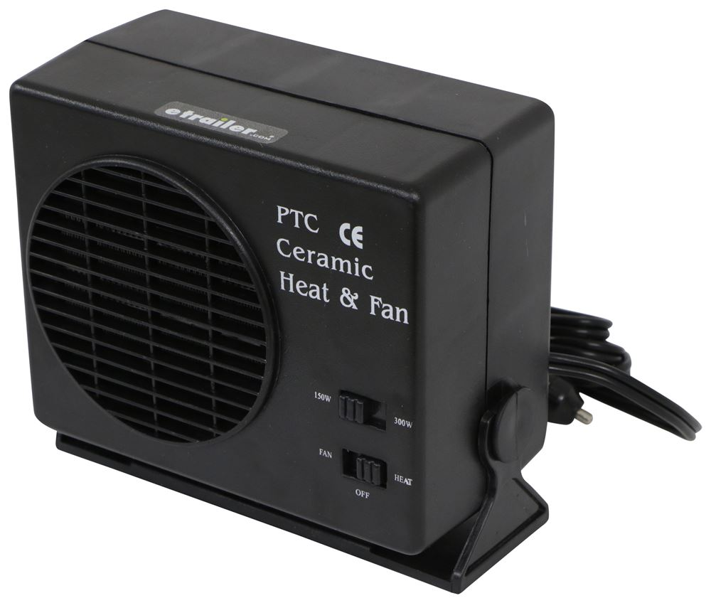 Kat S Heaters Ceramic Interior Heater With Fan 300 Watt