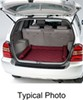 covercraft seat covers  pet pad cargo area protector - khaki 40 inch x 32